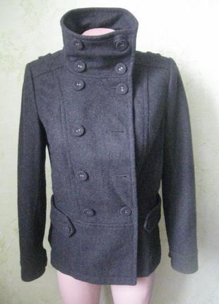 Пальто стильное.