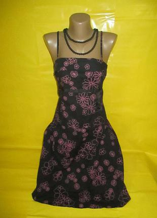 Романтичное платье-миди от h&m