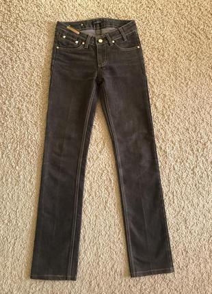 Коричневі джинси roberto cavalli, коричневые джинсы роберто кавалли