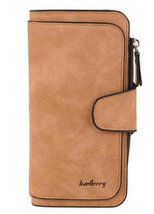 Женский стильный кошелек, клатч, портмоне baellerry