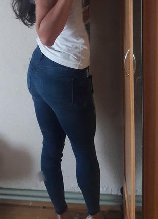 Американские женские джинсы 26р.