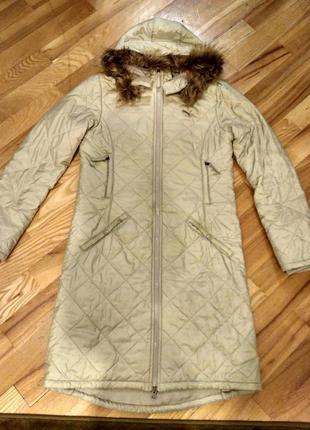 Куртка плащ пальто puma 42-44