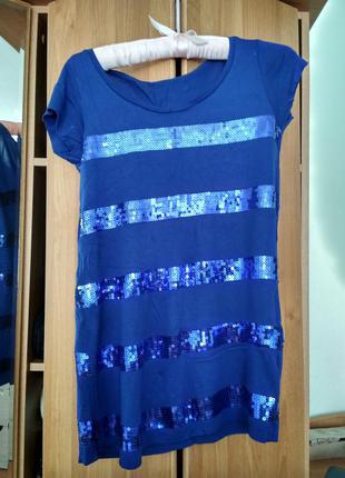 Мини-платье h&m