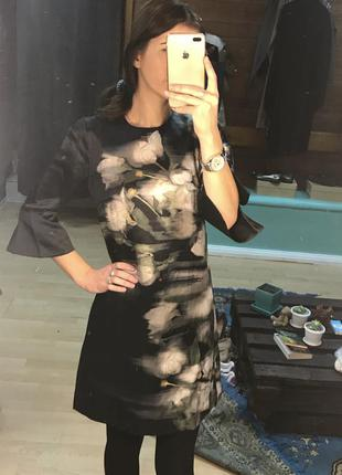 Шелковое платье h&m conscious exclusive