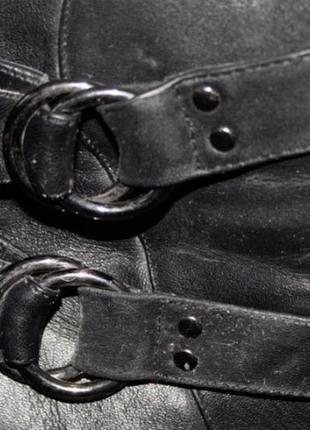 Ботинки, полусапожки braska. кожа3 фото