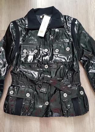 Лаковая куртка eighth sin