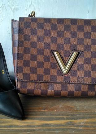 Оригинал сумка луи витон louis vuitton маленькая, кроссбоди Louis ... 30318e36c3e