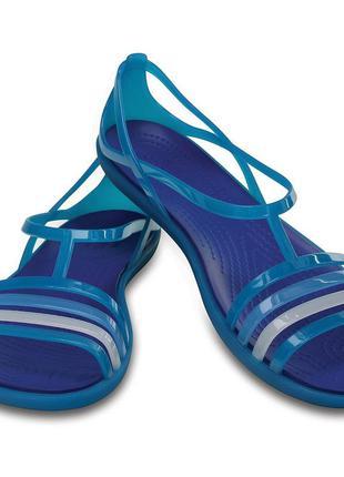 Босоножки crocs isabella sandal