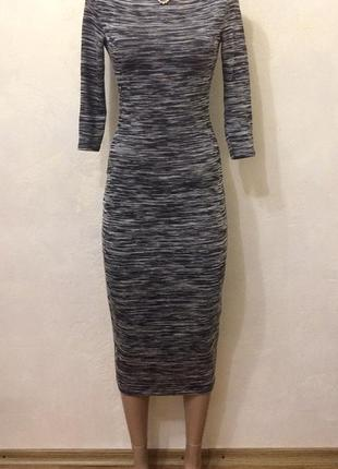 Шикарное платье -миди 😍