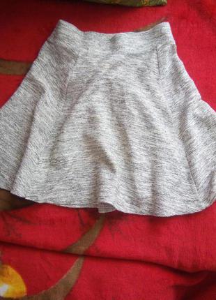 Мини юбка на весну