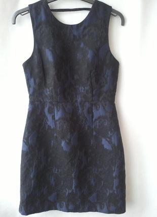 Красивое короткое платье h&m