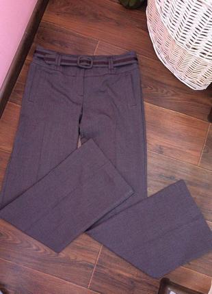 Фирменные классические брюки, штаны, размер s
