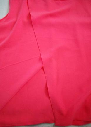 Красивая блуза ззаду на запах zara5