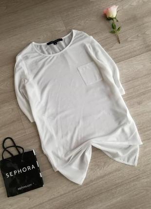 Стильная и модная блузка размер м