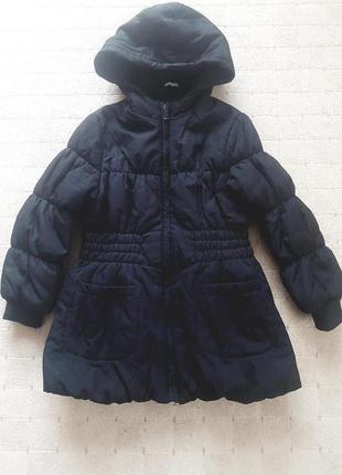 Деми курточка 5-6лет