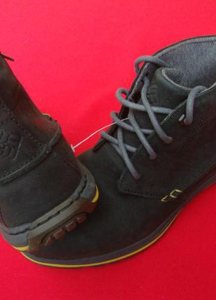 Ботинки  columbia  натур кожа (нубук) оригинал размер 39