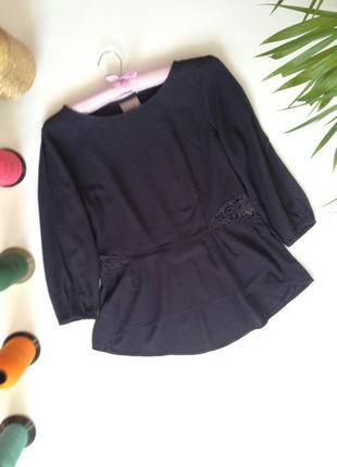 Штапельная нежная блуза vero moda
