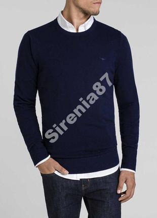 Шикарный шерстяной свитер №75
