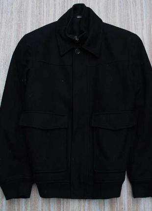 Стильное шерстяное пальто/куртка №77