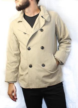 Мужской стильный пиджак mark & spenser