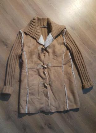 Пальто кардиган италия