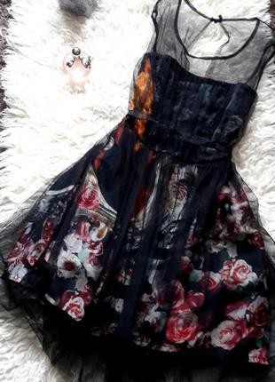 Изумительное платье мода 2018