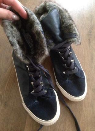 Кеды ботинки next
