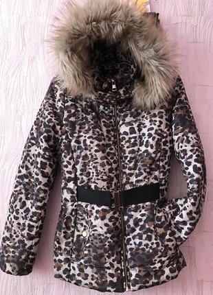 H&m куртка пальто парка