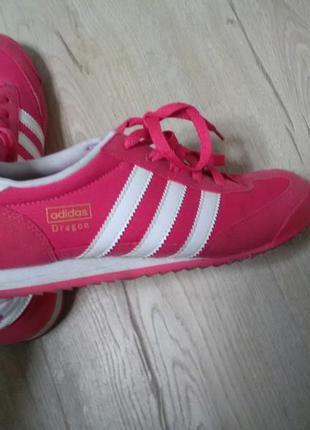 Adidas dragon кроссовки