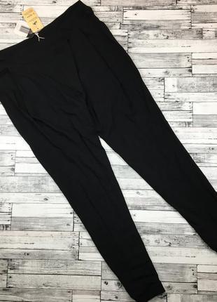 Спортивные штаны для фитнеса, для йоги, трикотажные брюки
