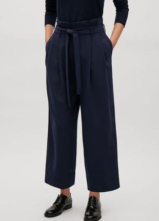 Cos брюки кюлоты ( колоты ) 38- размер
