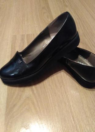 Чудесные туфли лоферы