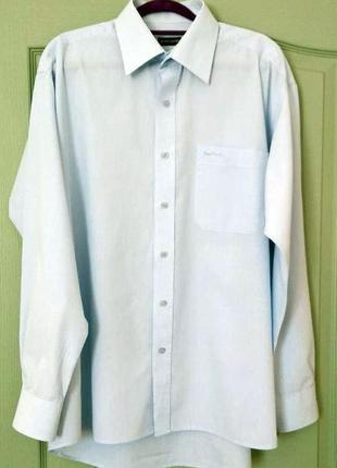 Pierre cardin рубашка идеальное состояние