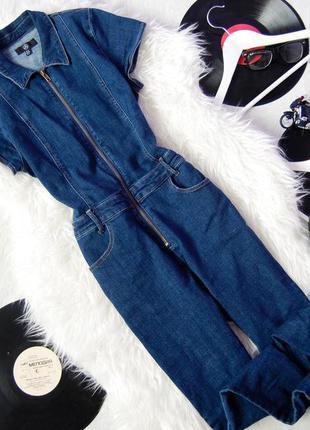 Шикарный джинсовый комбез | missguided |