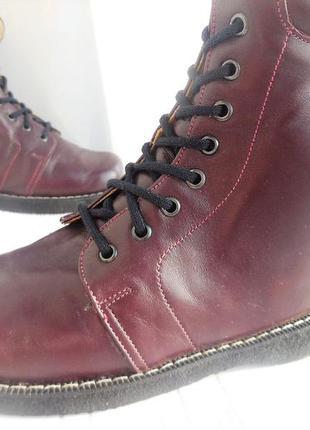 Ортопедические ботинки ortek демисезон-е кожа 29р-30р.-19,5 см