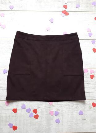 L замшевая мини юбка dorothy perkins 21823