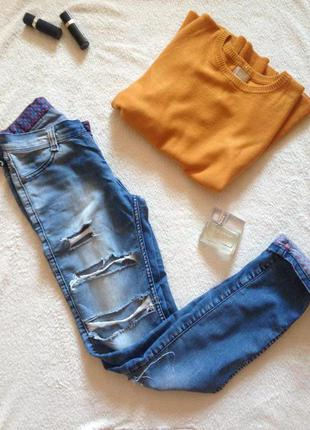 Джинсы от gloria jeans