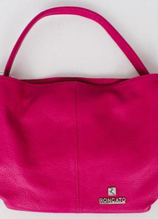 Кожаная сумка roncato