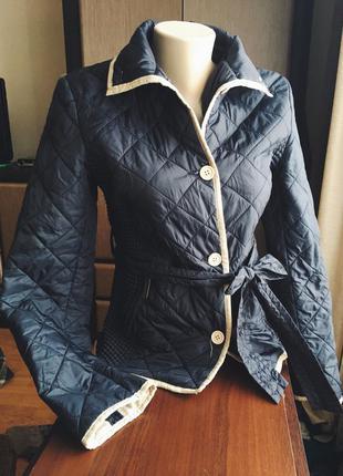 Демисезонная куртка стеганая весна/осень
