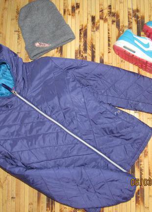 Демисезонная куртка pull&bear