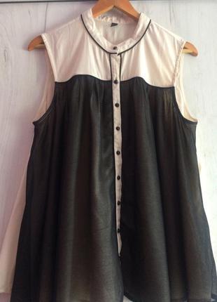 Необычная блуза vero moda
