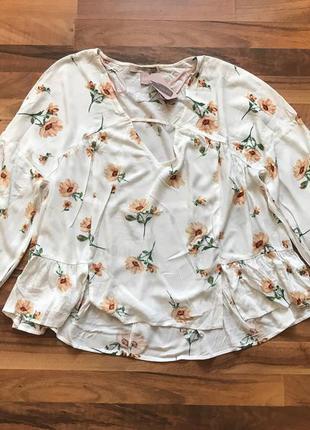 Шикарная блуза forever 21