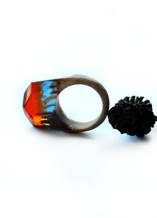 Авторское кольцо ручной работы