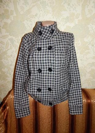 Dorothy perkins куртка весенне осенняя модная новая р 12