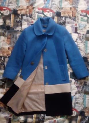 Брендовое пальто от kira plastinina
