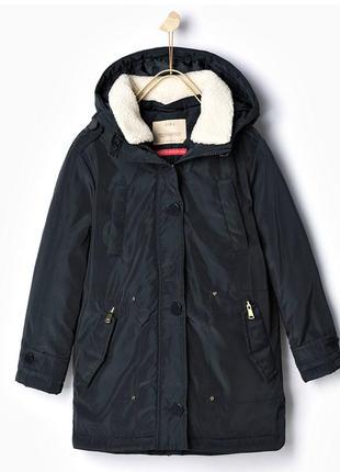 Куртка - парка для девочки zara