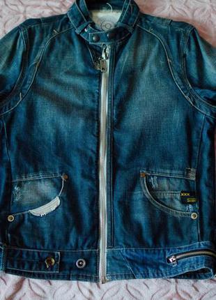 Класна джинсова куртка