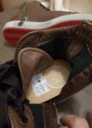 Ботинки кроссовки/ cidivini2 фото