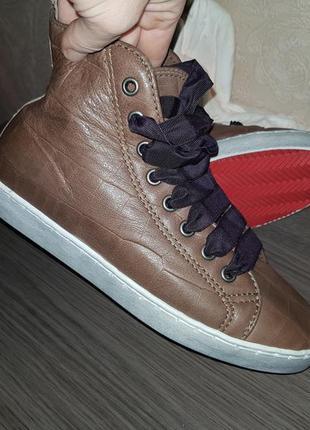 Ботинки кроссовки/ cidivini3 фото