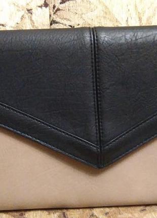 Элегантный клатч, сумка warehouse